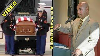 "WATCH: California Councilman Defends Calling Marines ""Dumb Shits,"" Quickly Made Regret It"