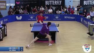 2018 Butterfly Cary Cup Final - Jishan Liang vs Jun Han Wu (Highlights)