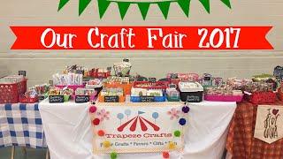Our Craft Fair 2017 🎄