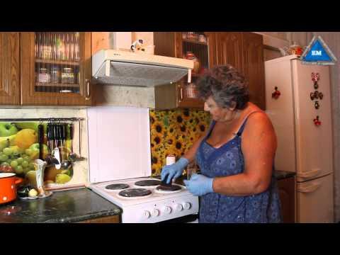 Как отчистить плиту до глянцевого блеска? - Все буде добре - Выпуск 585 - 20.04.15