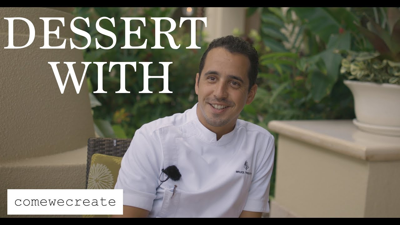 Dessert With | Chef Bruce Trouyet at Four Seasons Maui