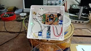 Hướng dẫn làm máy rửa tay sát khuẩn tự động thông minh phòng dịch