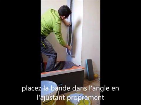 Eric Le Carreleur Imperméabilisation Sous Carrelagefaience Type - Carrelage bandw