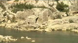 Un grand site de France, les gorges du Gardon