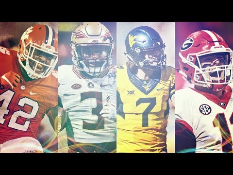 "College Football Pump Up 2018-19 - ""Glory"""