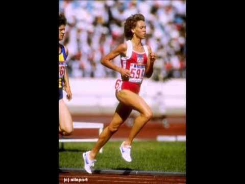 Verndale Olympic Hero (Mary Decker) by Kathryn Barrett (2012)