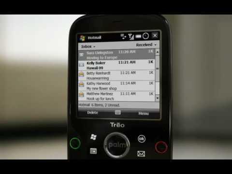 Meet Palm Treo Pro