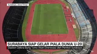 Surabaya Siap Gelar Piala Dunia U-20
