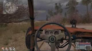 Stalker Call Of Pripyat car mod baggy Half-Life 2(, 2010-07-15T16:24:58.000Z)