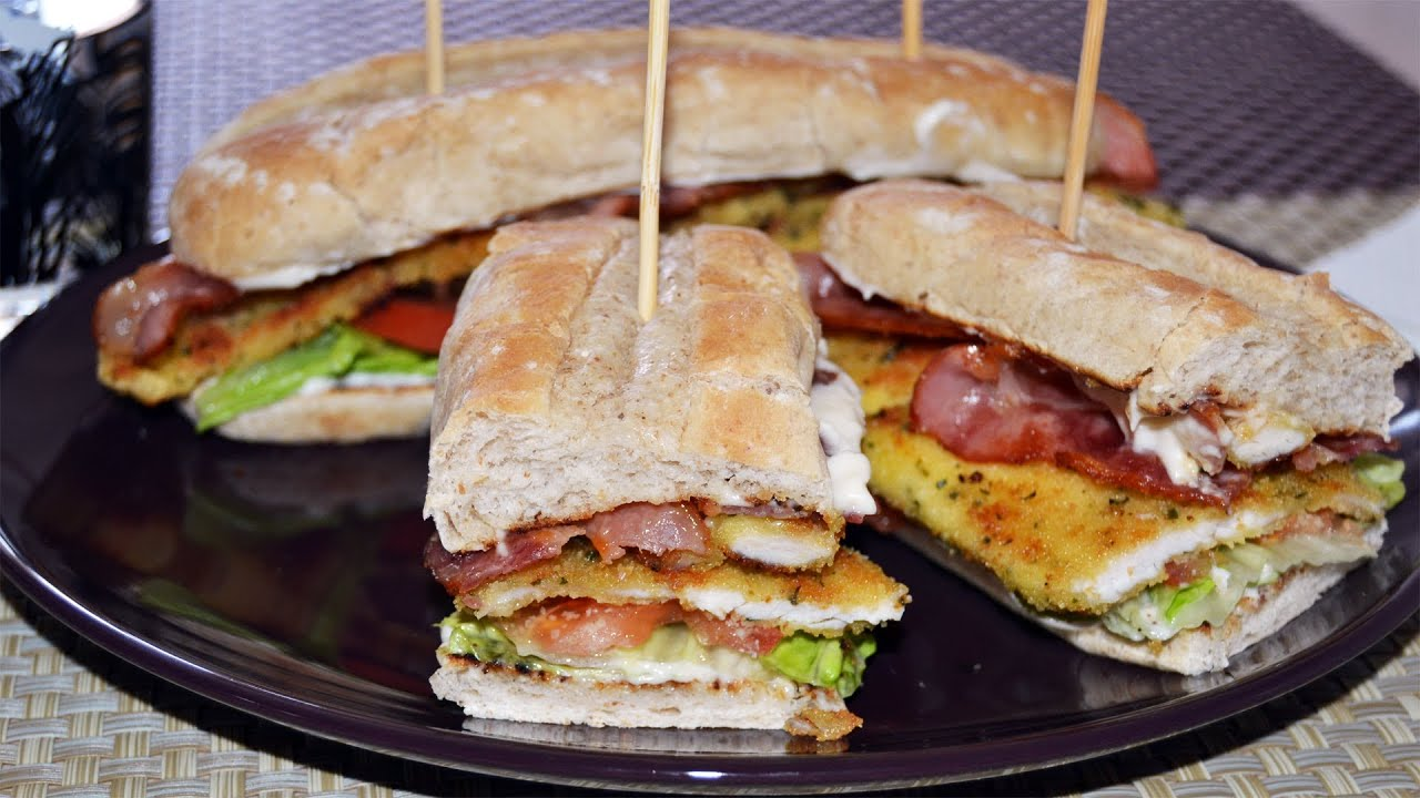 Crunchy Chicken Salad Sandwiches With Bacon Recipe — Dishmaps