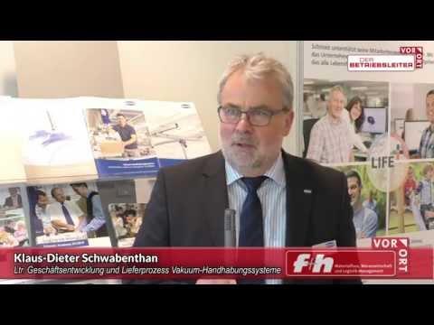 J. Schmalz GmbH: Pressetage 2015
