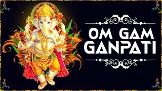 Om Gan Ganpataye Namo Namah - Ganesh Mantra - Non Stop Mantra 108 Times