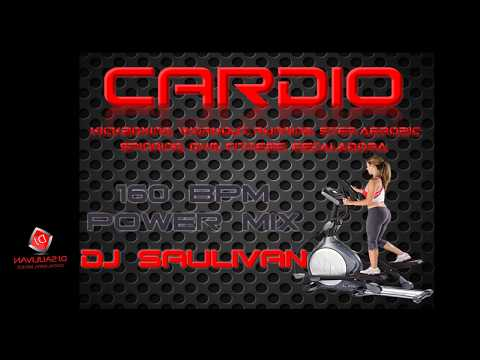 MUSICA CARDIO POWER MIX AGOSTO 2014- DJSAULIVAN
