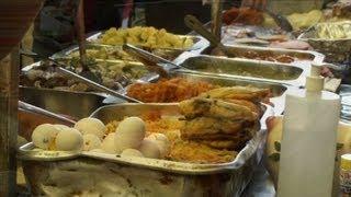 ¡Come aquí!: donde comer en el Distrito Federal.