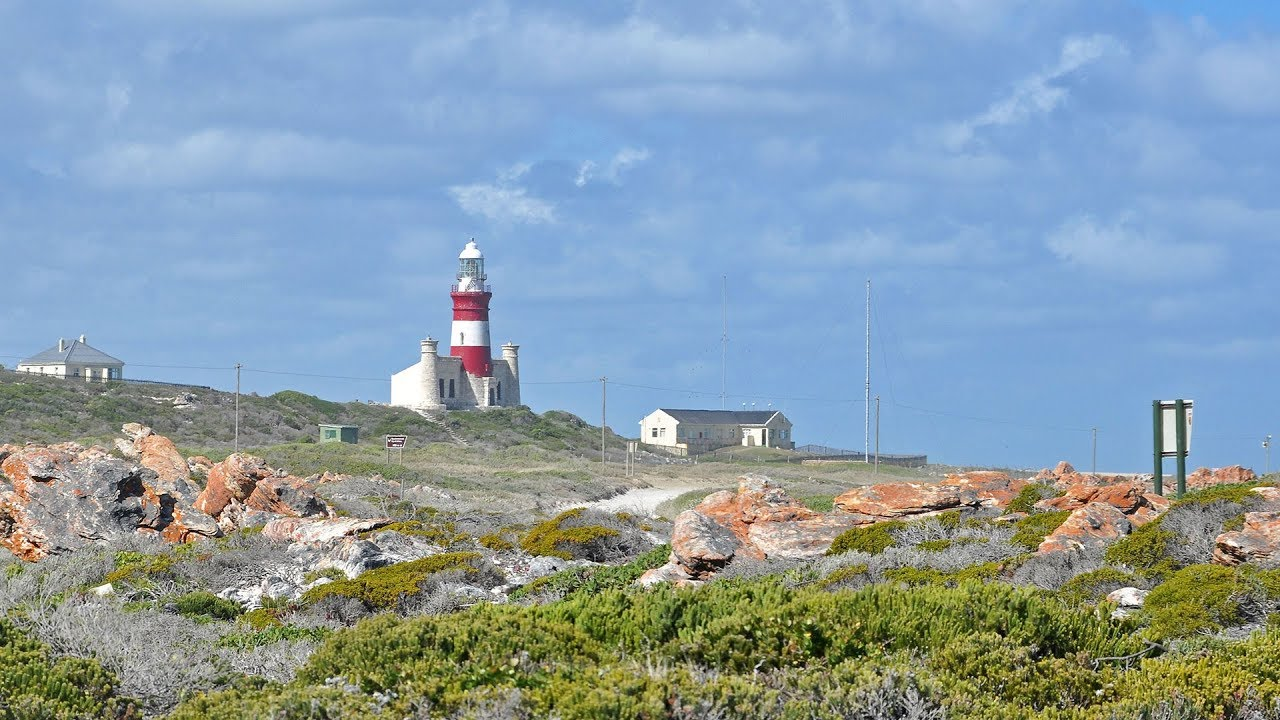 South Africa travel Cape Agulhas and Hermanus