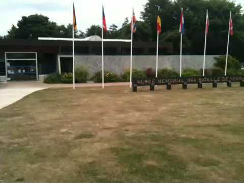 Battle Of Normandy Museum, Bayeux, Normandy, France