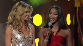 TOP 10 Announcement: Miss Universe 2001