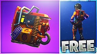 "GRATUIT ""Rust Bucket"" Retour Bling For LIMITED TIME SEULEMENT! (Fortnite Battle Royale Livestream)"