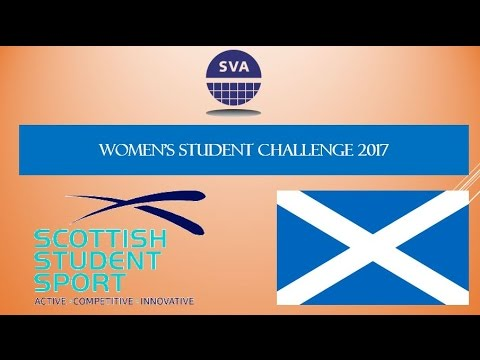Scottish Students vs Scotland Under 23 - Women's Student Challenge 2017