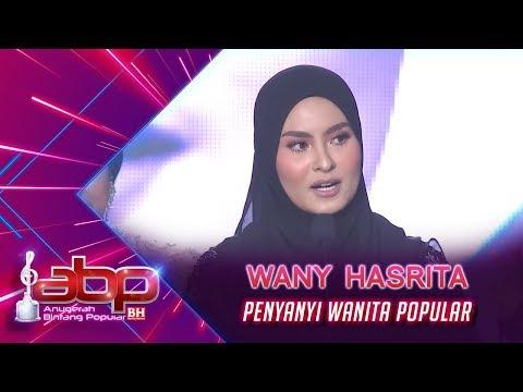 Penyanyi Wanita Popular - Wany Hasrita | #ABPBH31