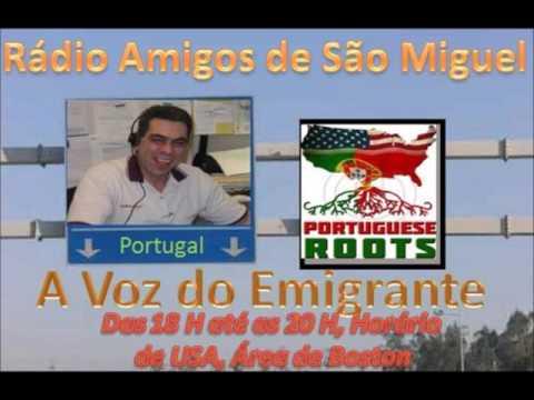Jorge Mota A Voz do Emigrante 7 de Dezembro 2016
