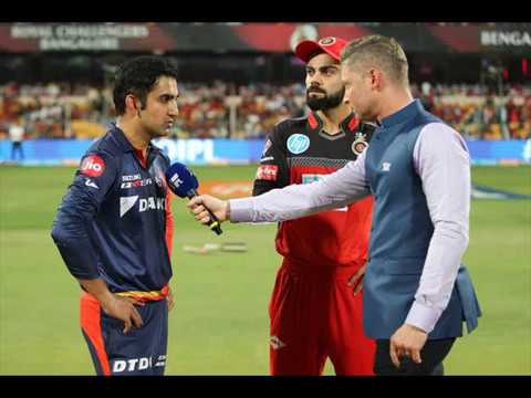 IPL 2018 Match 18 RCB Vs DD Full Match Highlights (ONLY PICTURE )