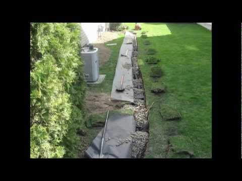 Gutter Downspout Drainage System Albany Latham