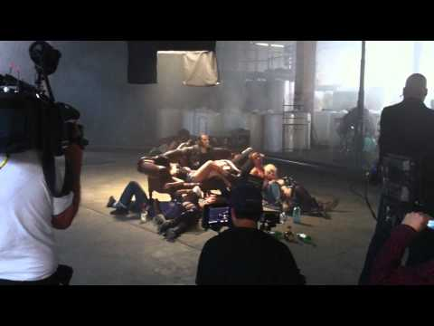 Jason Derulo - Behind the  Scenes of  Don't Wanna Go Home Video