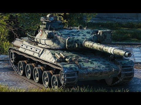 World of Tanks AMX 30 B - 10 Kills 9,9K Damage thumbnail