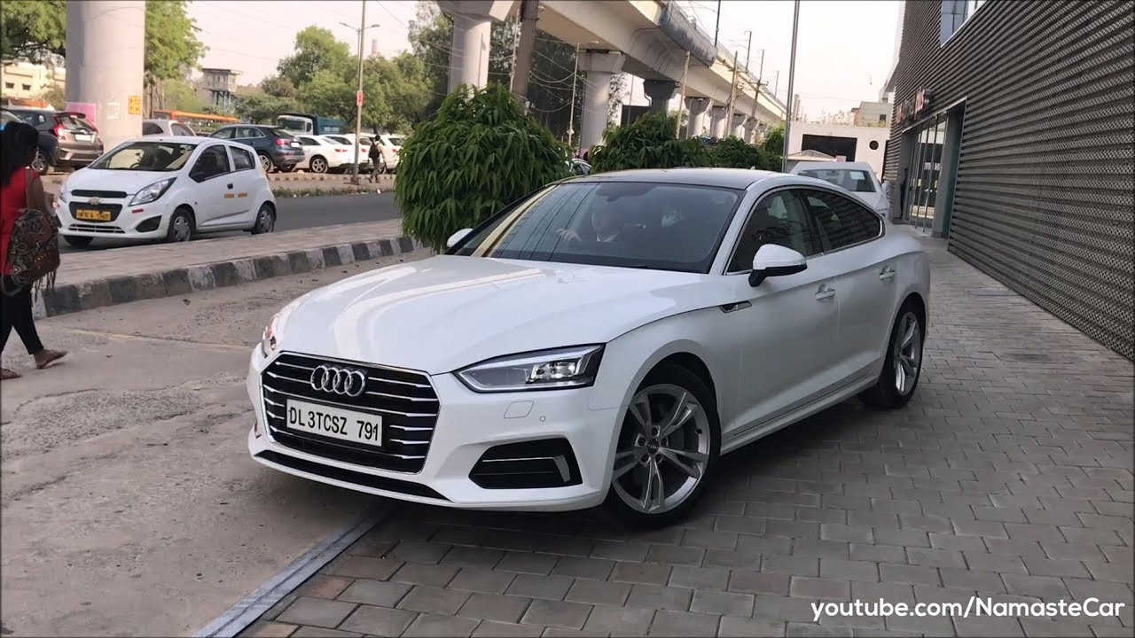 Audi A5 Sportback 20 Tdi F5 2018 Real Life Review Youtube