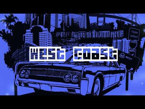 West Coast Hip Hop Instrumental | Old School Gangster Rap Beat | Prod. By Graffic Beats