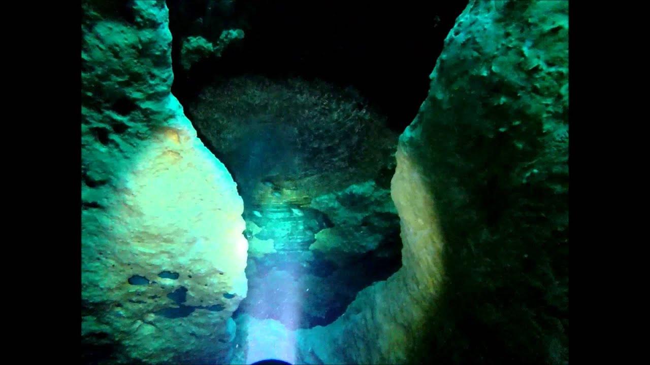 Cave Diving In Morrison Springs Northwest Florida
