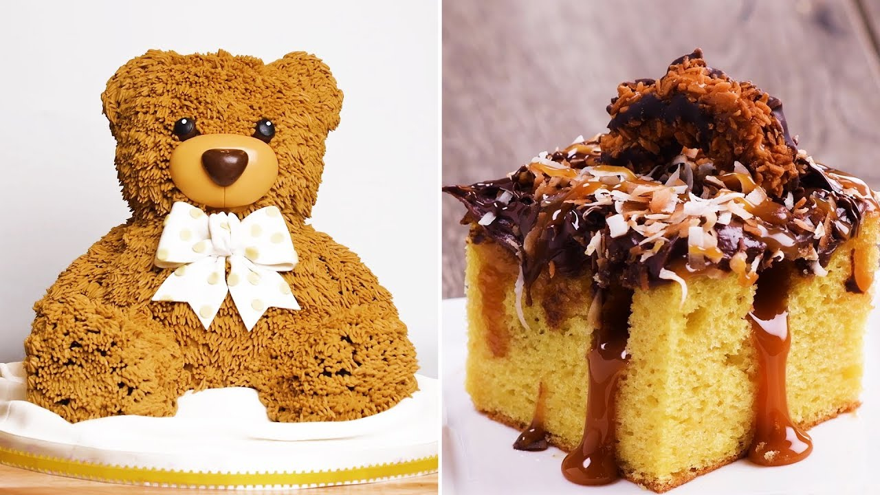 Top 10 Yummy Cake Ideas   Easy Cake Recipes   Cake ...