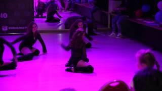 "Стрип-пластика - ""Crazy in love"" - Отчетный концерт Duos Dance 15 мая 2016 г."