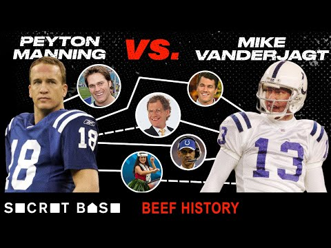"Peyton Manning and his ""idiot kicker"" had a brief beef, but the football world never let it die"