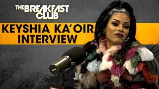 Keyshia Ka\'oir Talks Gucci Mane, Staying With Him Through Prison & What Comes Next