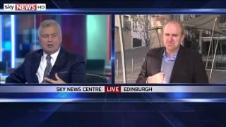 Tim Vine Tells Sky News His Award-Winning Gag
