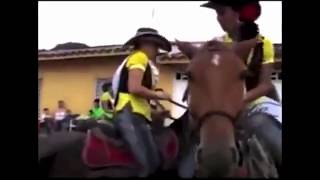 horney horse donkey humping on hot girl ( 18+ )
