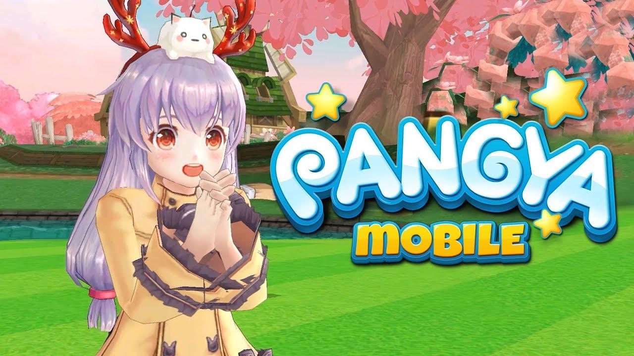 Pangya Mobile Gacha Shop and Outfits Preview