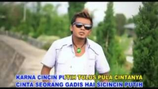 Download Mp3 Cincin Putih- Taufiq Sondang   House Dangdut Karaoke