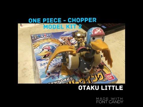 One Piece | Chopper Model Kit Figure 2 | Beginner