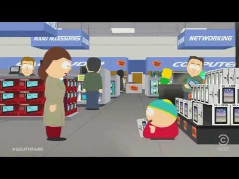 South Park fuck me