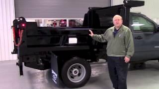Randy Stanley 2012 GMC Dump Truck