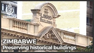Zimbabwe activists fight to save Harare's colonial architecture screenshot 1