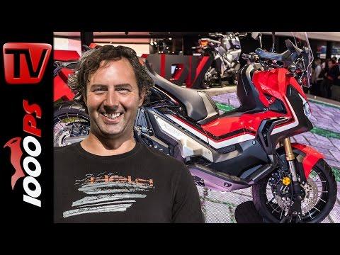 Honda X-ADV 2017 | Vaulis Motorrad Neuheiten Foto