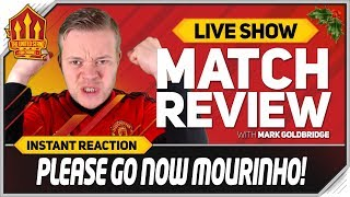 Goldbridge | Mourinho OUT Please! Valencia 2-1 Manchester United