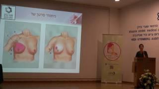אנטומיה של השד: סימני מחלה, כירורגיה