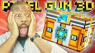 *NEW* ORIENTAL SUPER CHEST OPENING! | Pixel Gun 3D