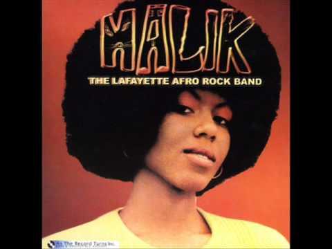 Lafayette Afro Rock Band - Baby Hya
