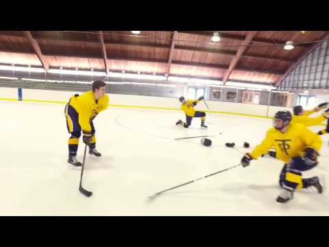 Trinity-Pawling Hockey FAILS Mannequin Challenge